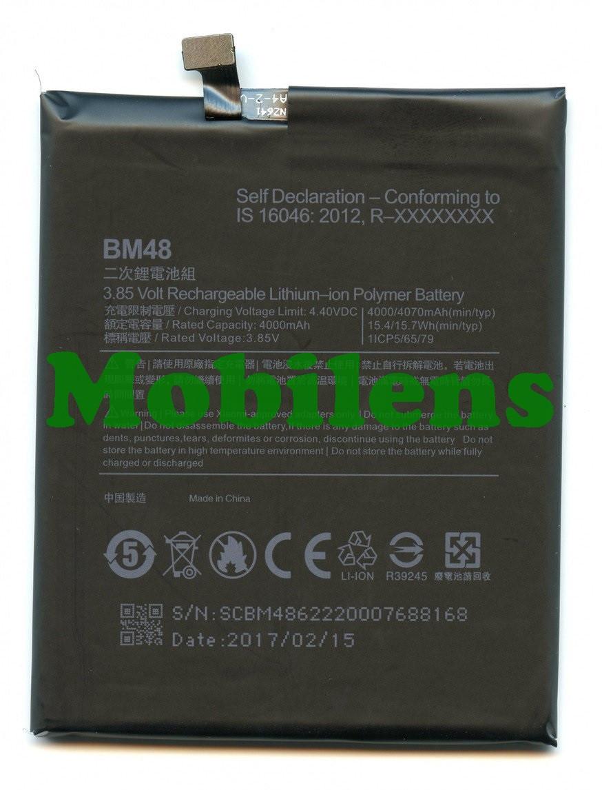 Xiaomi Mi Note 2, BM48 Аккумулятор