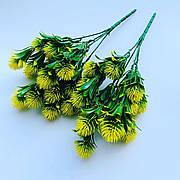 Искусственное, декоративное растение. Репей декоративный ( 35 см)