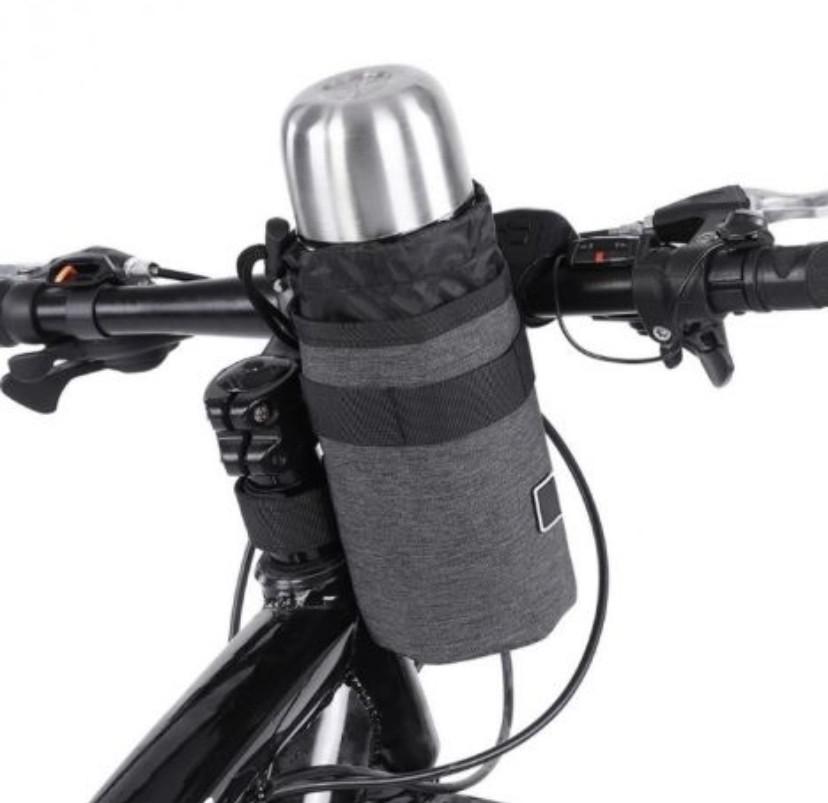 Велосумка кормушка фидер на руль фидбэг VGEBY сумка байкпакинг