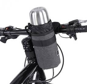 Велосумка кормушка фидер на руль  VGEBY сумка байкпакинг