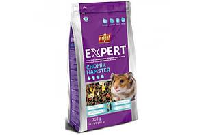 Корм Vitapol Expert Hamster Витапол Експерт для хом'яків 750 гр.