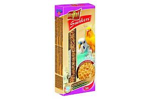 Корм Vitapol Smakers Витапол колба для хвилястих папуг мед 2 шт/уп