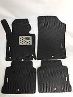 Автомобильные коврики EVA на HYUNDAI Sonata (2014-)