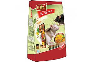 Корм Vitapol Karma Витапол повнораціонний для пацюкiв 0,400 гр