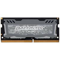 Оперативная память Micron Crucial Ballistix Sport LT Gray DDR4 16GB 2666MHz SO DIMM(для ноутбука)