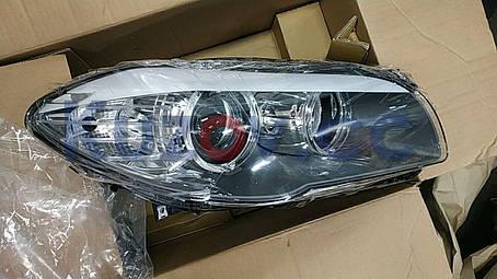 Фара правая BMW 5 F10 '10-13 (H7, H7, PY24W) (Depo) 63117203240, фото 2