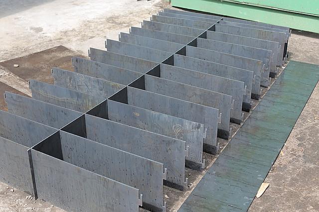 Формы для газобетонных блоков 600х200х300