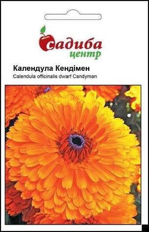 Календула Кендімен, 0,2 г. СЦ, фото 2