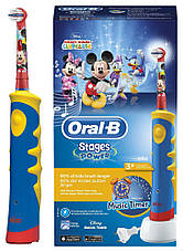 Электрическая зубная щетка Braun Oral-B Mickey Mouse D10.513 Music, фото 2