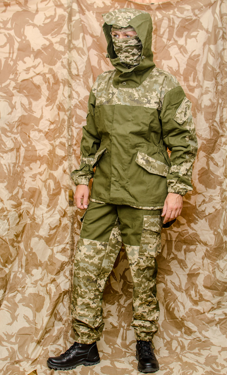 Костюм тактический ГОРКА-3 ( Пиксель)