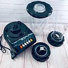 Блендер DOMOTEC MS 9099 | Кухонный измельчитель | Шейкер | Пищевой экстрактор Домотек, фото 7