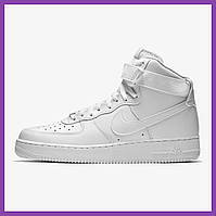 Женские кроссовки Nike Air Force High White