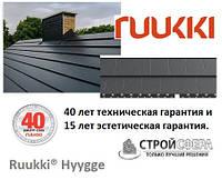 Металочерепица Hyygge    Ruukki 40