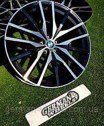 Оригинальные 22 - дюймовые диски для BMW X6 G06 742M style