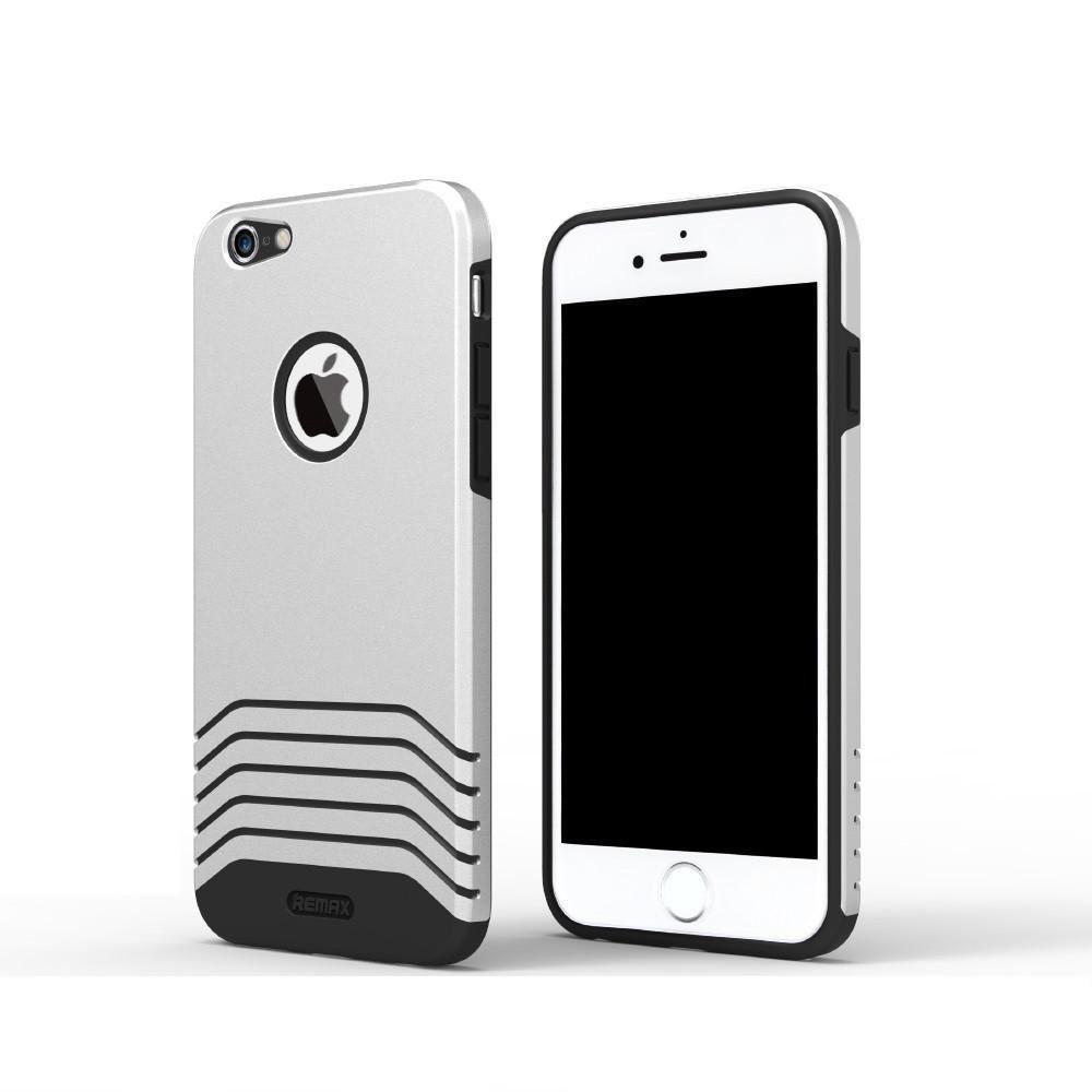Чехол Remax Saman iPhone 7 Plus Silver