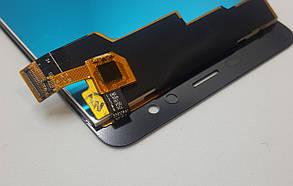 Модуль (сенсор + дисплей) для ZTE Nubia M2 Lite (NX573J)чорний, фото 3