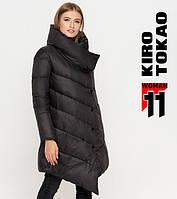 11 Киро Токао   Куртка зимняя женская 816 черная, фото 1