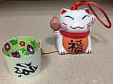 Колокольчик Счастливый кот, фото 2