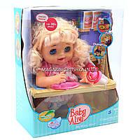 Кукла функциональная музыкальная BABY ALIVE, 36 см (24783ABC)