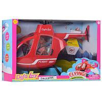 Кукла Defa с вертолетом (8422-BF)
