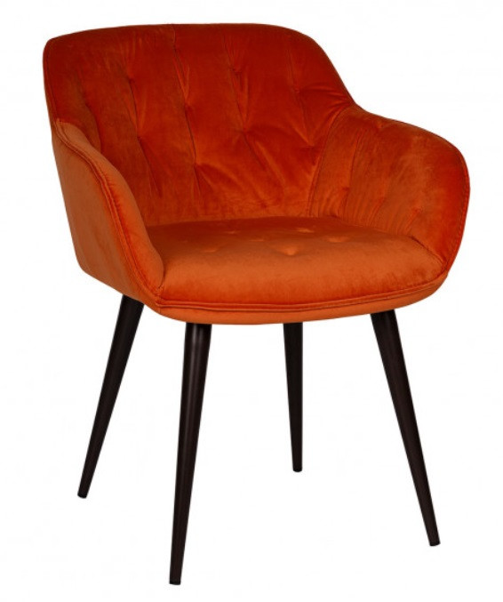 Кресло Viena (600х630х77,5) Оранж