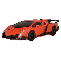 Машина-трансформер с пультом UTM Lamborghini Red, фото 1