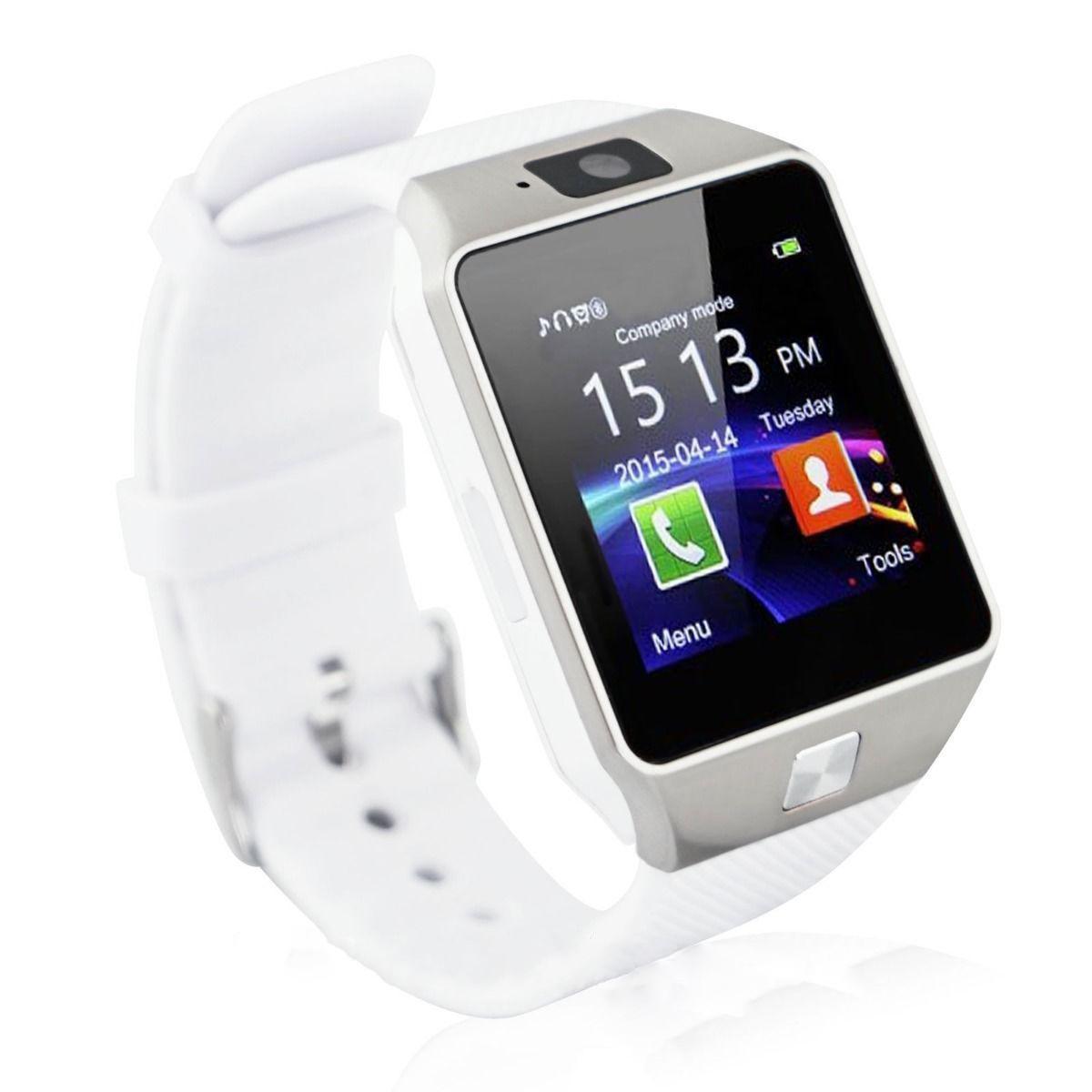 Смарт-часы Smart Watch DZ09 White