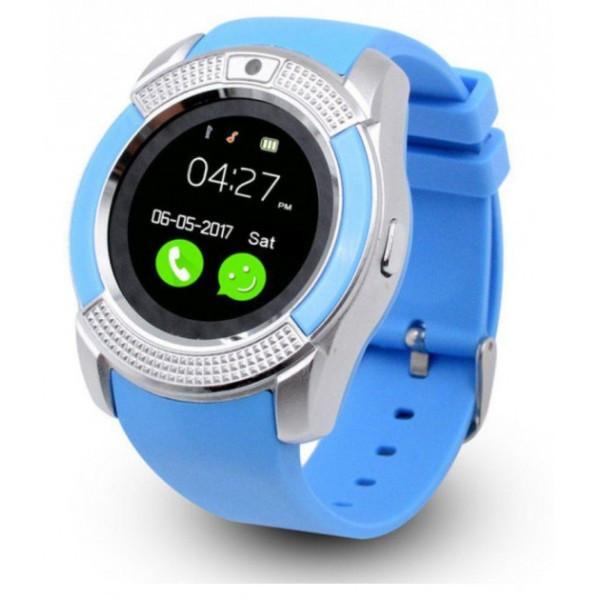 Смарт-часы Smart Watch V8 Blue