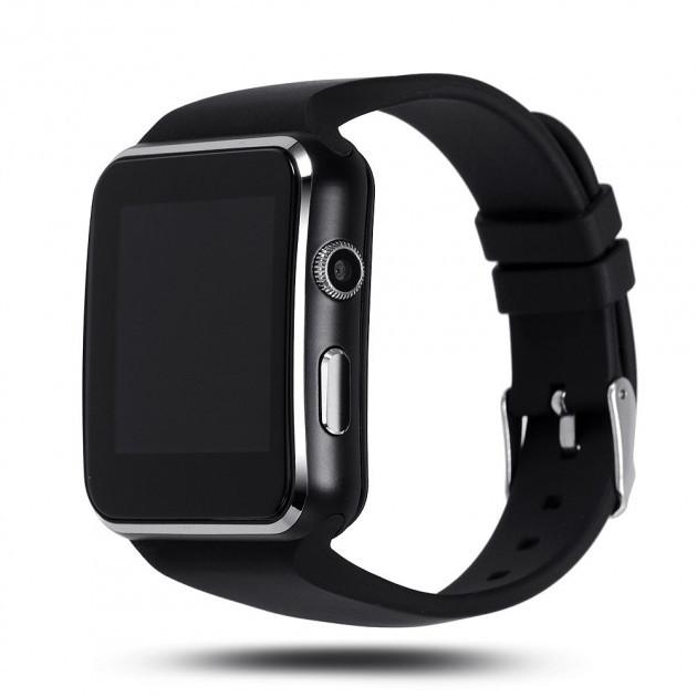 Смарт-часы Smart Watch Х6 Black