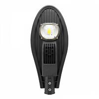 Светодиодный уличный LED светильник ДКУ 50W 6000К 5500 Lm консольный, фото 1