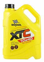 Моторное масло Bardahl 10W40 XTC (5л)