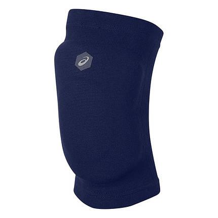 Волейбольные наколенники Asics Gel Kneepad 146815-8052 Темно-синий Размер S (8718837136510), фото 2