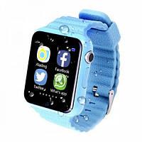 Смарт-часы Smart Watch V7K Blue