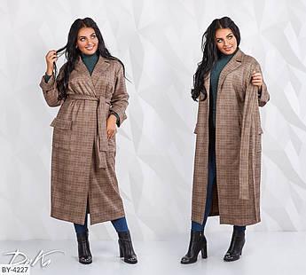 Пальто BY-4227
