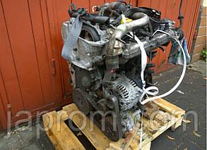 Мотор (Двигатель) Renault Espace IV (scenic megane) 2002-2013г.в 2.0 бензинTурбо 165KM F4K RW797