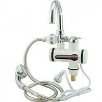 Проточный водонагреватель Water Heater Delimano с душем, фото 1