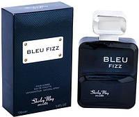 Парфюмированная вода для мужчин Shirley May Bleu Fizz 100мл