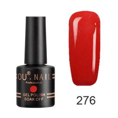 Гель-лак Ou Nail №276, 8 ml, фото 2