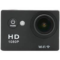 Экшн-камера Eken W9S Full HD Black, фото 1