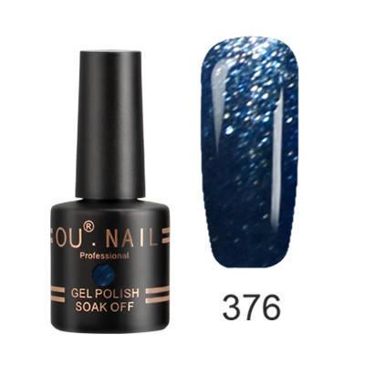 Гель-лак Ou Nail №376, 8 ml, фото 2