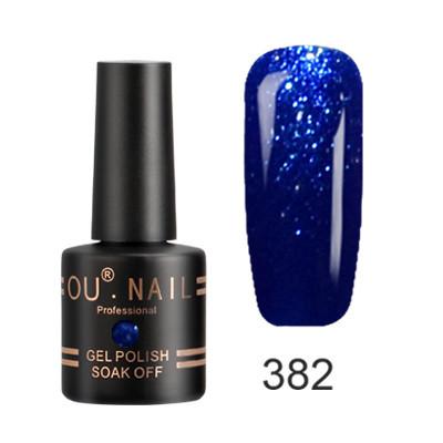 Гель-лак Ou Nail №382, 8 ml