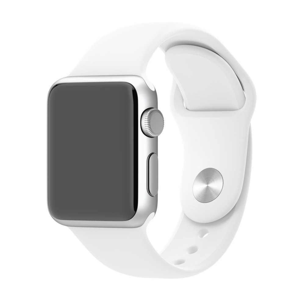 Ремешок для Apple Watch Silicone Band 42 mm White