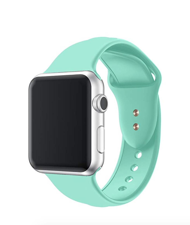Ремешок для Apple Watch Silicone Band 42 mm Green