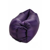 Надувной матрас-гамак UTM 2,2 м Фиолетовый