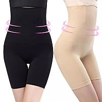 Панталоны утягивающие гладкие, с косточками, фото 1