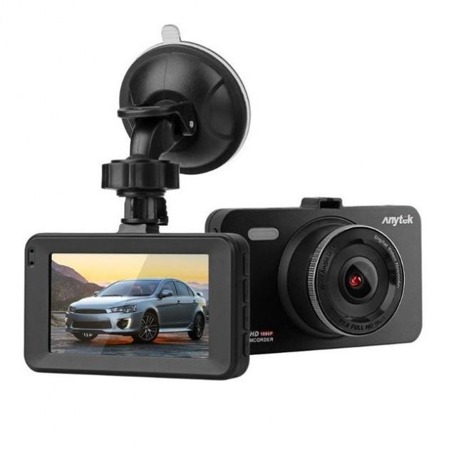 Видеорегистратор Anytek A78 Full HD Черный