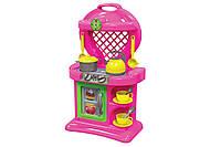Детская кухня с плитой №10 ТехноК 2155 игрушка для девочки