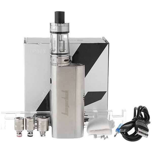 Электронная сигарета Kangertech TOPBOX Mini Starter 75W Kit Silver