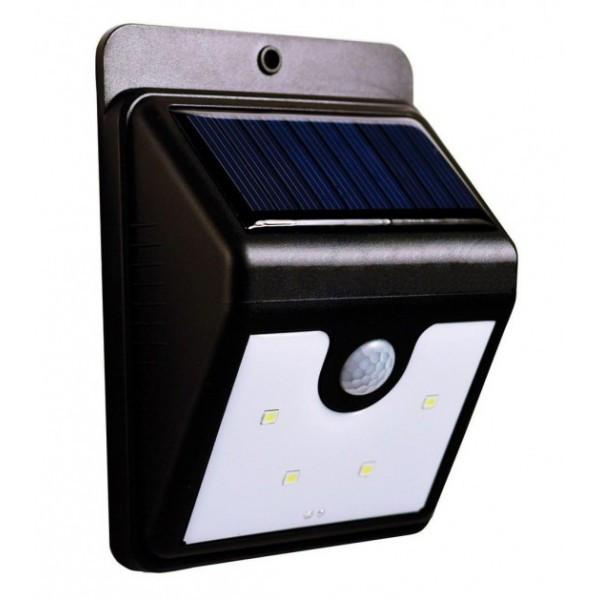 Светодиодный навесной фонарь Ever Brite на солнечной батарее с датчиком движения