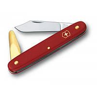 Нож садовый Victorinox Garden 3.9110 + Бесплатная доставка